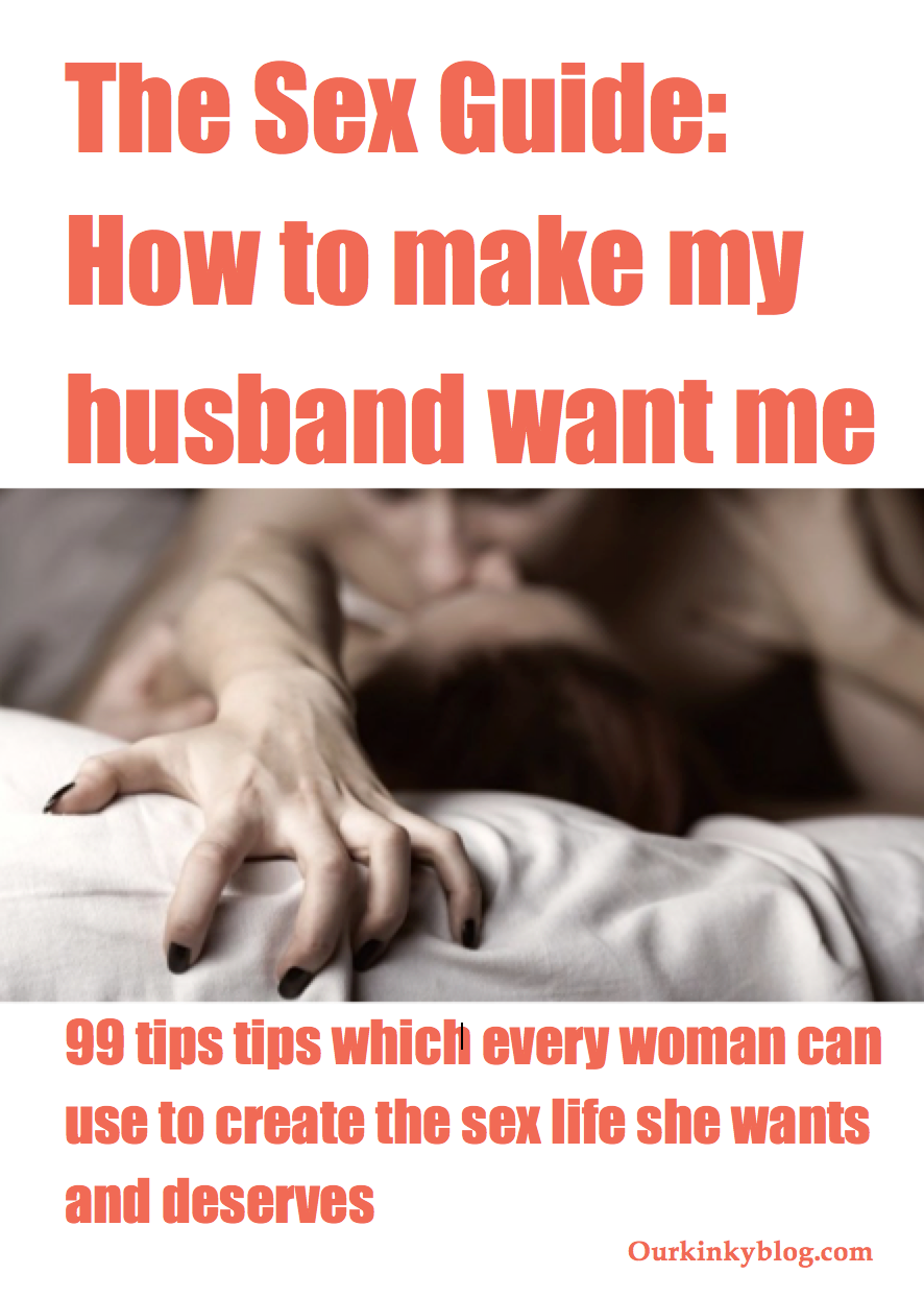 How to make sex with my husband